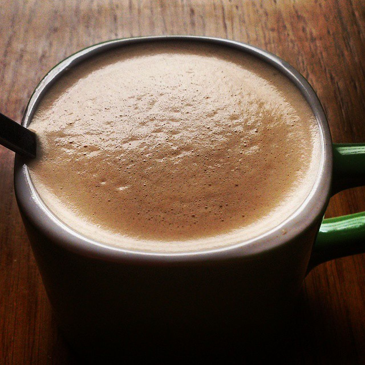 drink, coffee - drink, food and drink, coffee cup, refreshment, frothy drink, freshness, table, froth, indoors, close-up, cappuccino, no people, brown, bubble, latte, froth art, healthy eating, food, mocha, thick, day