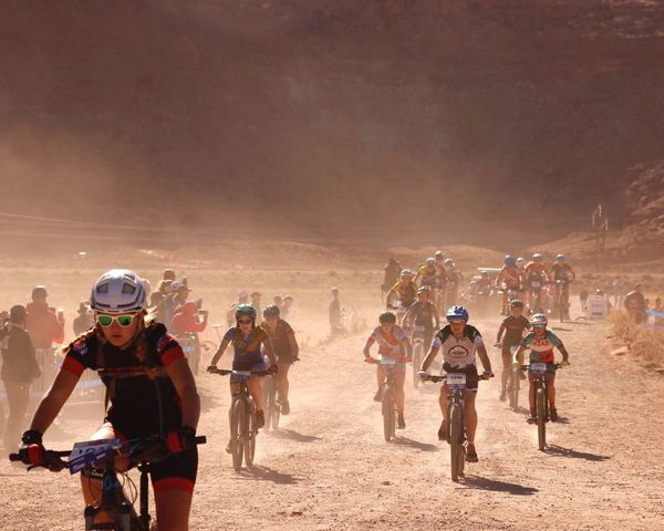 Outdoors Adventure Lifestyles Biking Race Day Moab  Womenpower