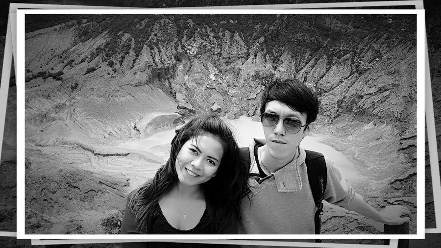 Monochrome Photography First Eyeem Photo INDONESIA Tangkubanperahumountain