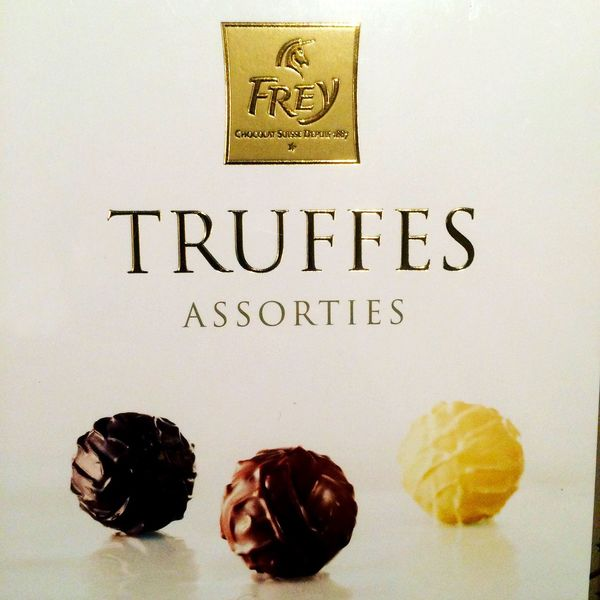 Happy Valentines Day ❤ Truffes Chocolate Assorties Frey Suisse  🇨🇭🇨🇭🇨🇭