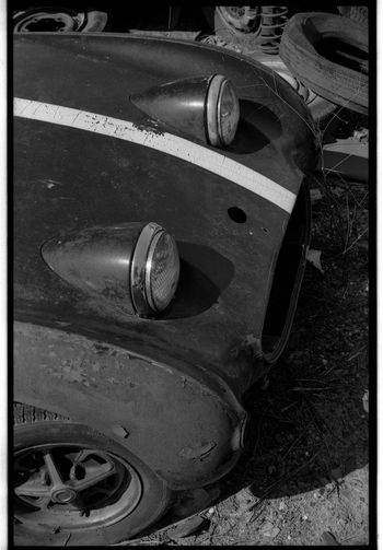 Junkyard treasures, circa 1986 Antique Black And White Black&white Blackandwhite Close-up Day Engine History No People Old Car Old-fashioned Outdoors Retro Styled Transportation Vintage 35mmfilmphotography Junkyard Discoveries 35mm Junkyardcar Junkyard Treasures Black And White Photography