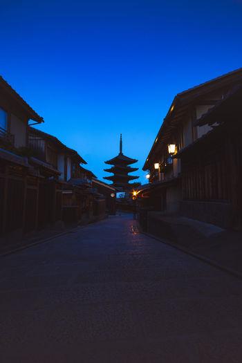 the Yasaka