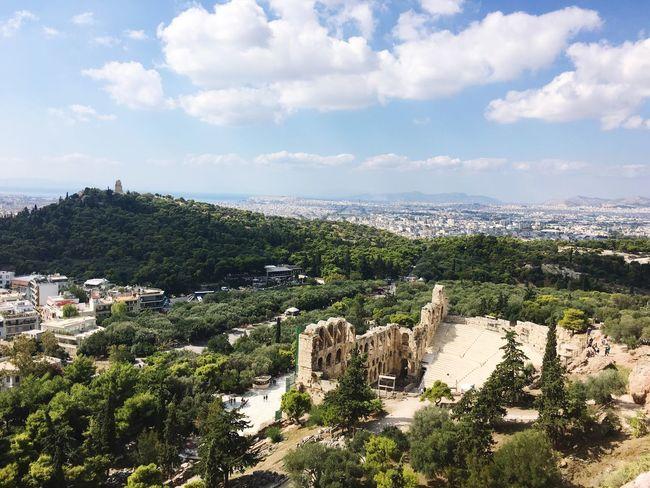 Travel Photography Travel Destinations Best Destination Landscape History Through The Lens  History Ruins Destination Athens GREECE ♥♥ Landscapes With WhiteWall