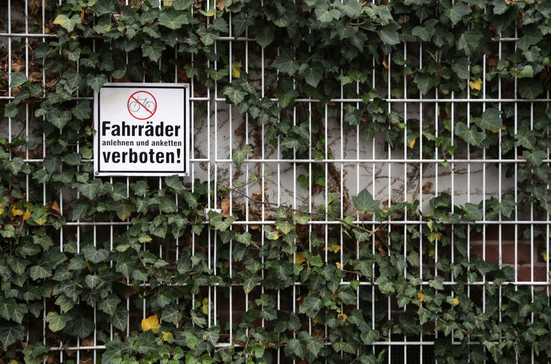 1610, Hamburg Altona, altonale 2016, altonale18 Motte Bühne Spritzenplatz Altonale Close-up Communication Green Color Growth Guidance Information Sign Outdoors Plant Prohibition Sign Prohibitionsign Safety Sign Signboard Symbol Text Warning Sign The Street Photographer - 2017 EyeEm Awards