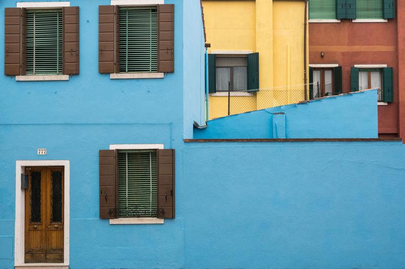 Architecture Burano, Venice Colors Italia Travel Travel Photography Venezia Venezia, Italia Venice, Italy Burano Color Colorful Italy Outdoors Photography Streetscape Venice Window
