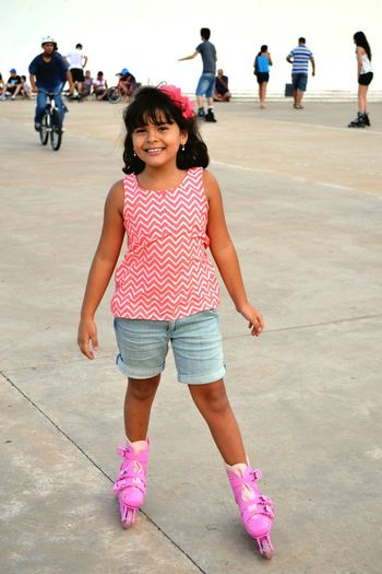 My Love Street Art Patines Patins Sport Sports Beauty Daughter My Family My Daughter