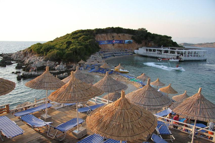 #beautiful #Island #joniansea #summer2018 #threeislands #boat #beautiful #like #post #love #simple #enjoy #followback #photography #beachlife #islandsofbeauty #Corfu Water Sea Nautical Vessel Beach Sky