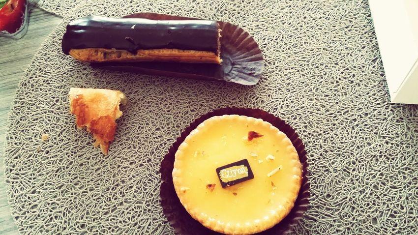 Eclairs Au Chocolat Tarte Aux Citrons Ty Coz Boulangerie Miam 😍😍😍😍😍