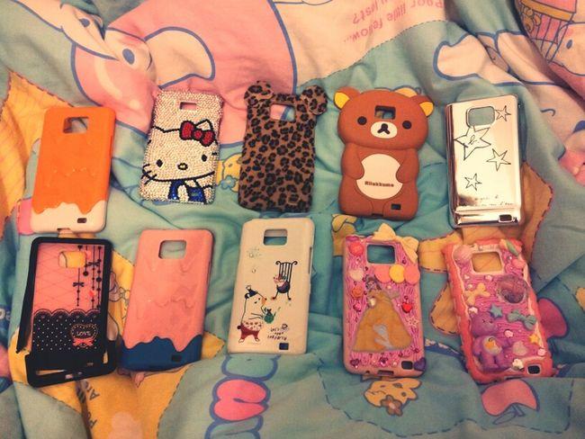 my cases collectin Cute Lovely HongKong
