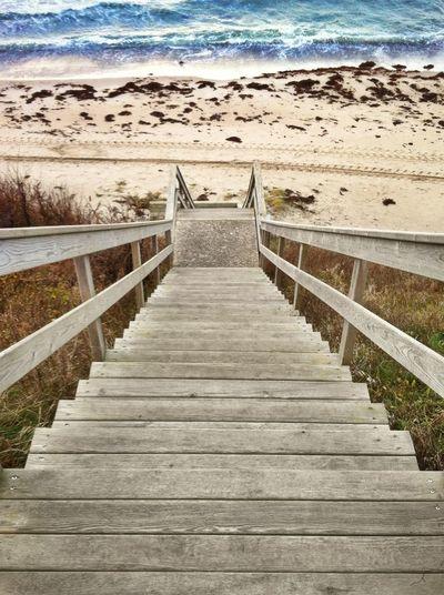 Staircase Beach