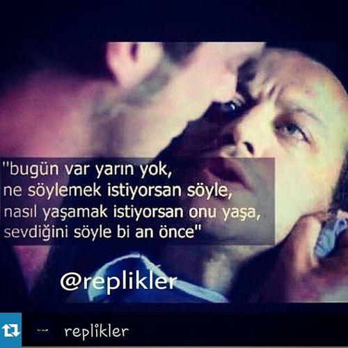 Repost from @replikler with @repostapp — Ali... KuzeyGüney Replikler