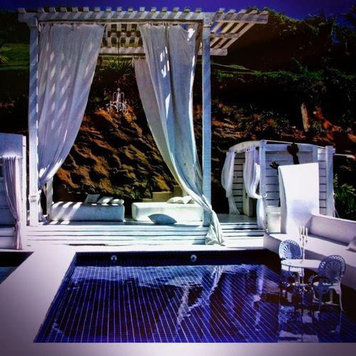 Intense blue series - Brava Hotel - Praia Brava/Buzios City (Me editing some @rickymedina's old photos) 