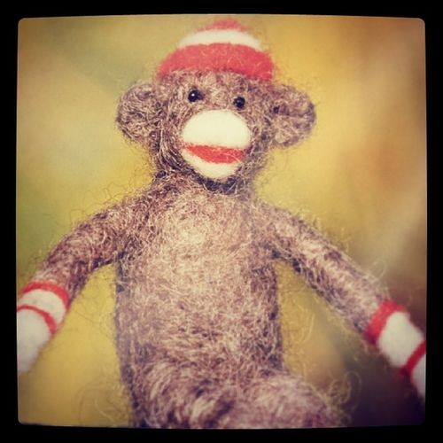 Sockmonkey Crafts Needlefelting