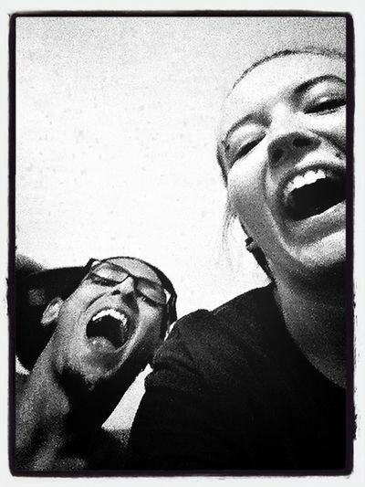 us being weird:) Chillin With The Boyfrann:)