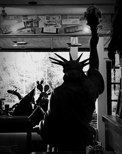 Justice And Liberty For All Freedom Lady Liberty Innovation Think Tank Eating Out Welcome To Black Black And White Friday