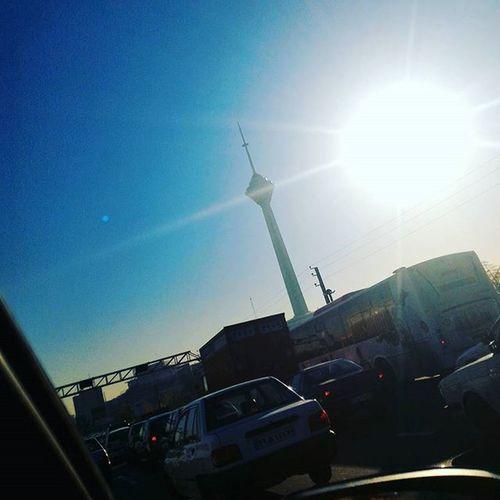 . . . صبح_بخیر تهران Tehran