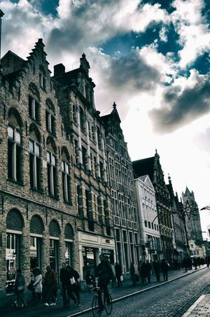 Streetphotography Travel Destinations Outdoors City Cityscape Citylife From My Point Of View Charming Place Brugge Brugge, Belgium