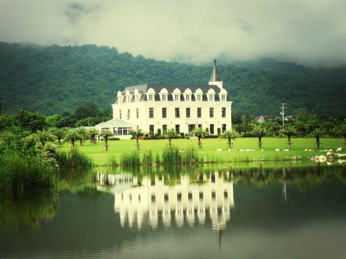 Khao Yai Chateu De Khao Yai Thailand Castle