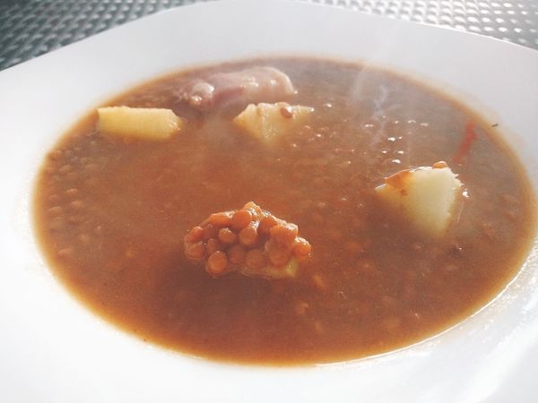 Hving A Soup a Lentils Soup Food Photography Tastyfood Foodspotting