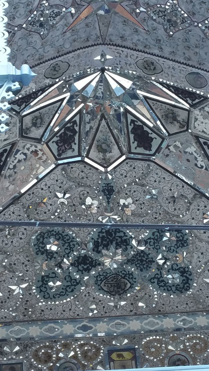 pattern, backgrounds, triangle shape, no people, full frame, symmetry, snowflake, close-up, day, architecture, outdoors