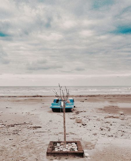 all the things Beach Water Sea Sky Land Cloud - Sky Sand Scenics - Nature Beauty In Nature No People Horizon Over Water Low Tide Nature Horizon