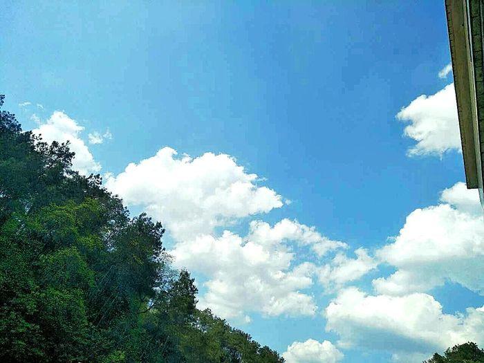 学校的天空 First Eyeem Photo