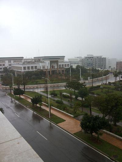Rainy day🍂 Tetouan  Wilayah Morocco Rainy Day