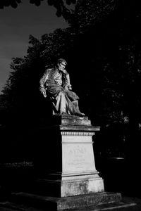 Art And Craft Blackandwhite Creativity Human Representation Male Likeness Monument Sculpture Statue