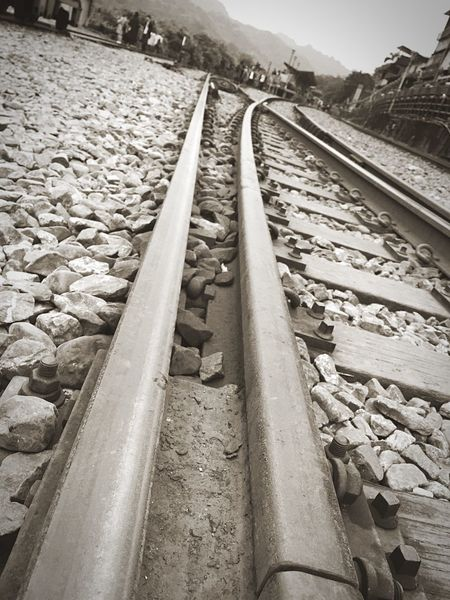 Train Station Black & White on the way.