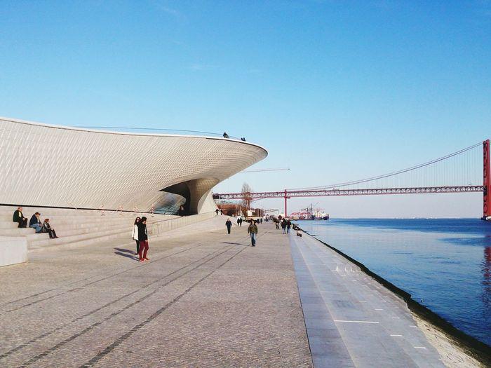 Lisboa Maat Architecture Museum Day Trip Belém
