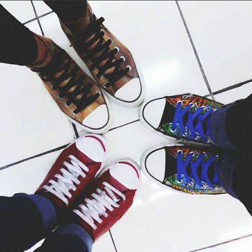 Kicks Sneekers Converse ❤