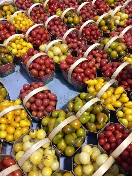 Abundance Black Olive Choice Day Food Food And Drink Freshness Fruit Green Olive Healthy Eating High Angle View Large Group Of Objects Market No People Outdoors Pomegranate Variation Vertical