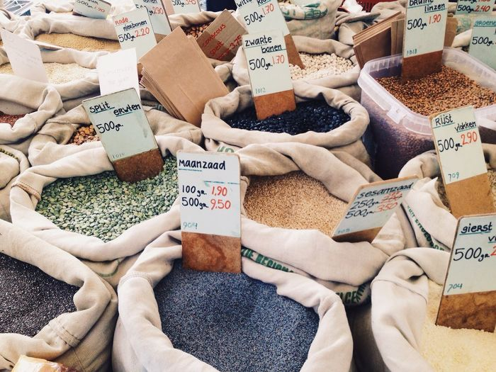 Spices , Markets