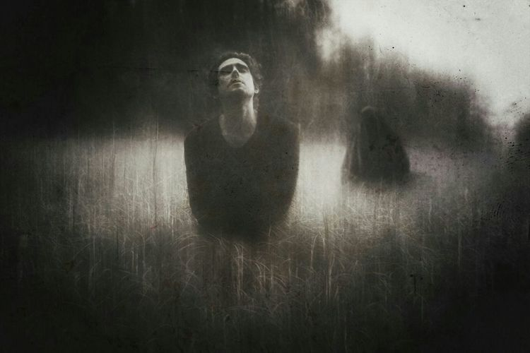 """Write me a story about fear."" Dark Photography Gothic Darkart Gothicportrait Surrealist Art Surreal42 Dark Portrait"