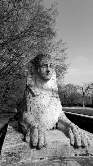 Sphinx Gargouille Chenonceau