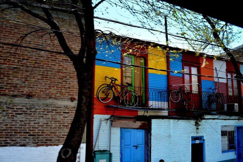 La Boca. Buenos