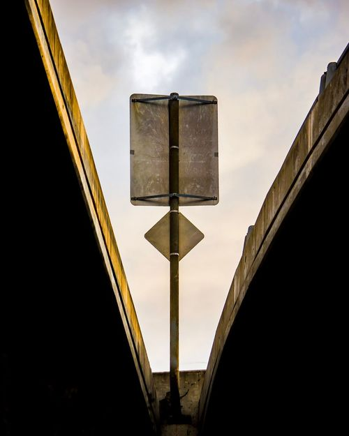 Road Sign Road Sign Street Sign Highway City Road Sign Cityscape Sky Close-up Architecture Urban Skyline