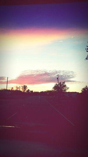 Dramatic Sky Sunset Sky First Eyeem Photo