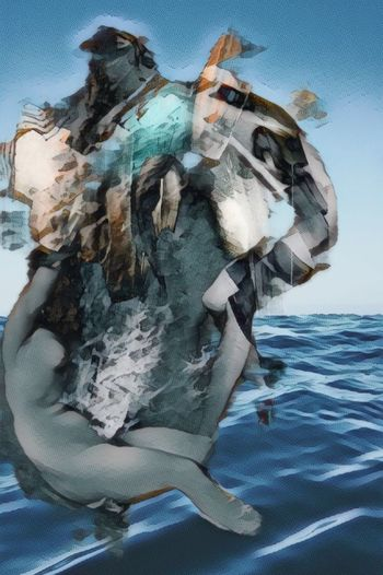 Savetheoceans Forgotten Dreams New Nightmares Photographic Approximation Surrealism TheBad Is Hiding In Plain Sight