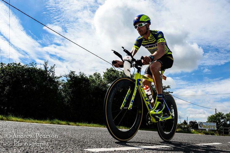 OutLaw Bicycle TRIATHLON Nottingham Ironman Planet X