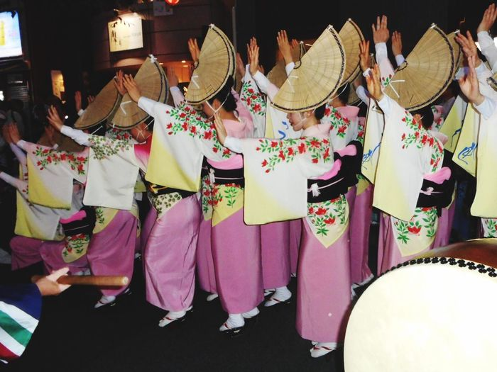 神楽坂祭り People Tokyo Days Japan