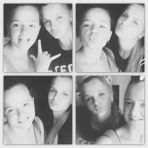 С любимой сестрой 💜😘😍💎