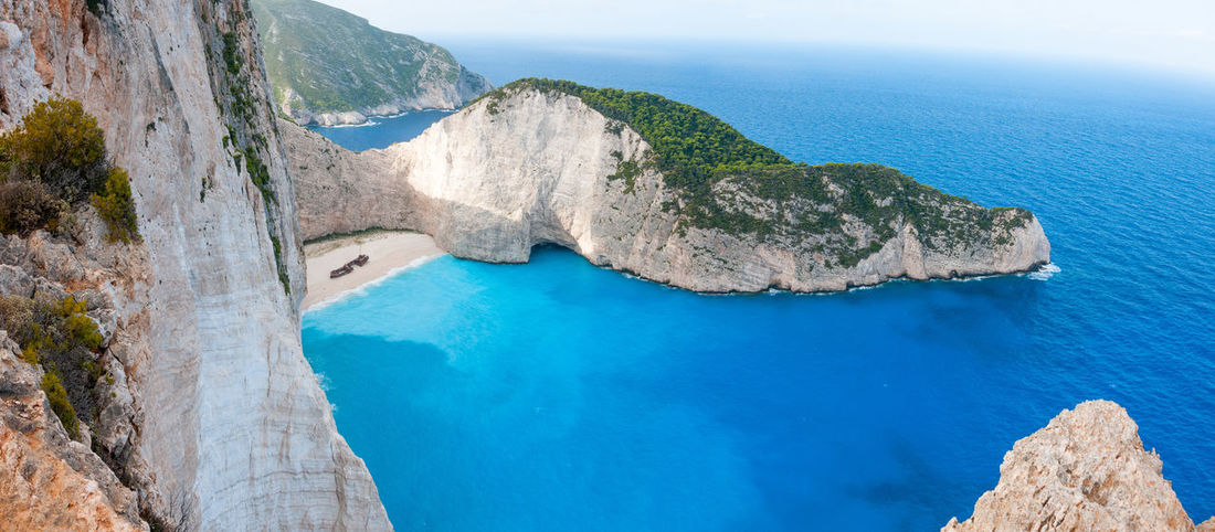 Panorama Sightseeing Tourist Wreck Zakynthos Zakynthos, Greece Zakynthos,Greece Beach Blue Greece Island Nature No People Ocean Outdoors Rock Rock - Object Sea Ship Shipwreck Shipwreck Bay Shipwreck Beach Shipwreck, Zakynthos Shipwrecked Water