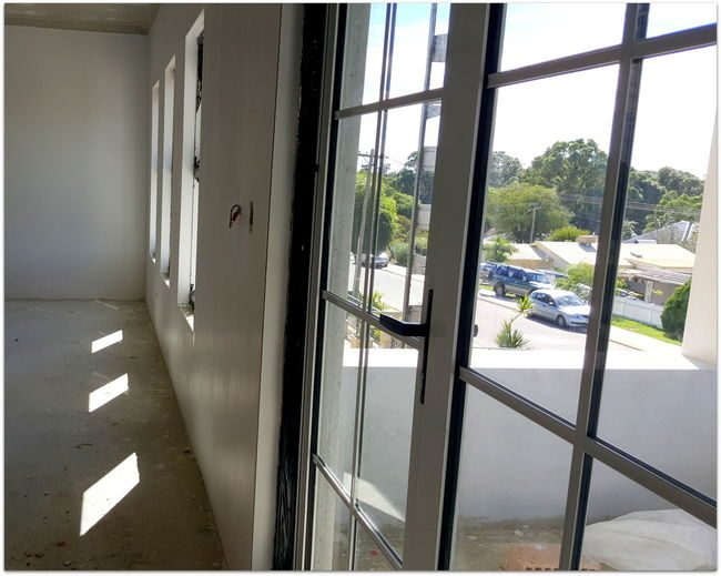 Almost There Architecture Australia Blue Sky Construction Doors And Windows Excited Glass Doors House Karrinyup Light And Shadow My House Perth View From The Room Fresh On Eyeem