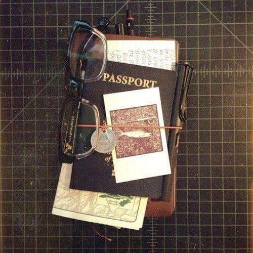 Passport Holiday Cities Mad