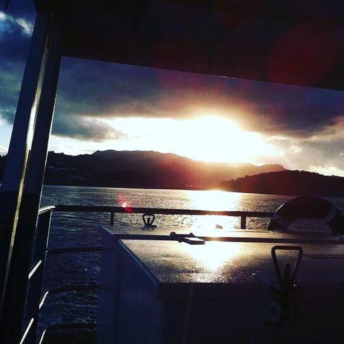 Sunshine Sea Paradise Sky Dream Boat