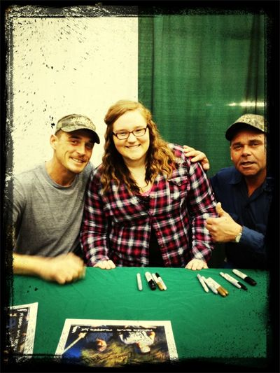 Trigger Tommy And Trapper Joe From Swamp People ❤