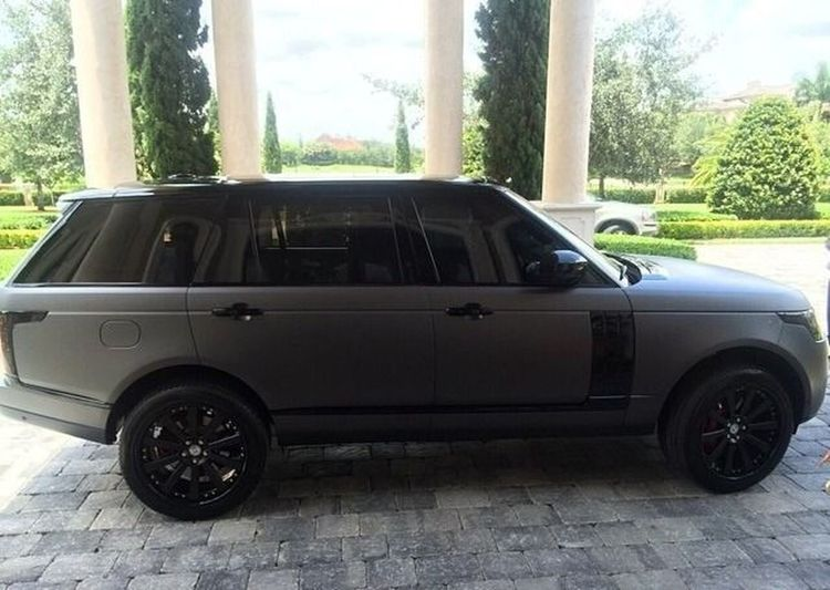 What do you think when you see this guy??? Range Rover Car Luxury Car