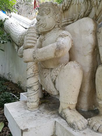 Statue Sculpture No People Close-up Day Indoors  Thai Giant