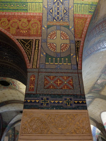 Pilar Architecture Built Structure Indoors  Multi Colored No People Place Of Worship Religion Spirituality